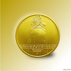 Sada 200 Kč Mince + Medaile (Harcuba) - 25. výročí 17. listopad 1989